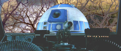 R2 agrees with Luke that all they want to do is reach Aquilae in one piece !!